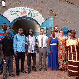 Visit of the French Ambassador to Burkina Faso