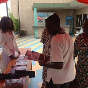 AVN at the SEED Forum (Burkina Faso)