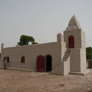 Mosque in Djendjola