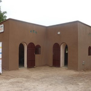 AVN's office in Djougou