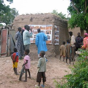 Rural Awareness raising campaign in Mali