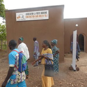 Inauguration of AVN's office in Djougou (Benin)
