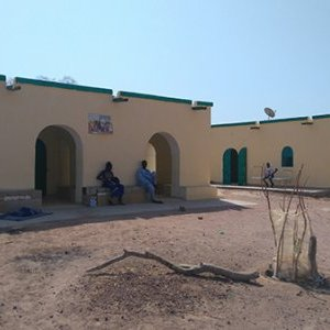 Health Centre in Sobel Diam-Diam (Senegal)