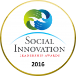 Social Innovation leadership Award  (2016)
