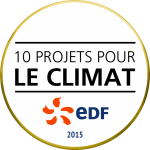 10 projects for climate   (2015)