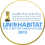 Dubai International Award - UN-Habitat (2013)