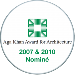 Aga Khan Award for Architecture   (nominés 2007 & 2010)