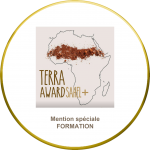 Terra Award Sahel  Mention Formation  (2019)