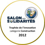 Trophée de l'innovation   (2012)