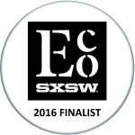 Place by Design  SXSW Eco   (Finaliste 2016)
